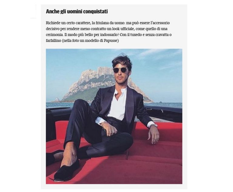 Papusse Corriere