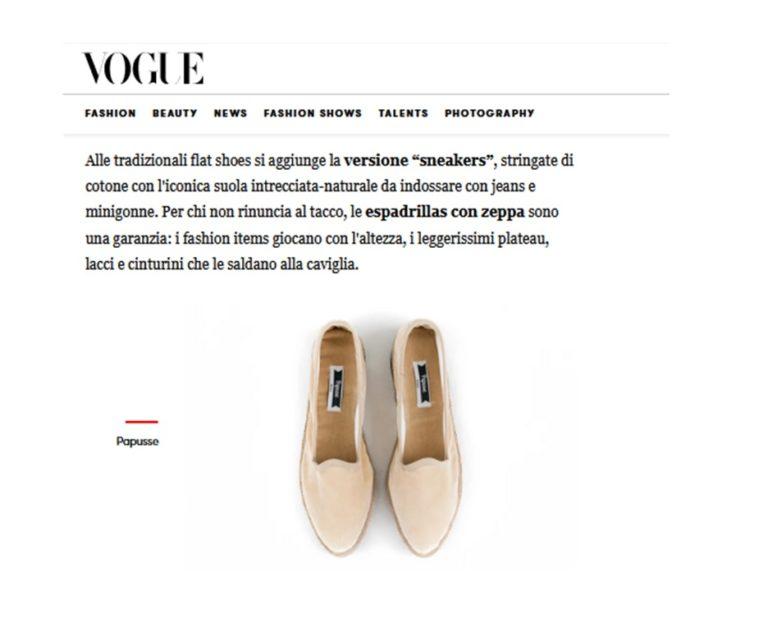 Papusse Vogue