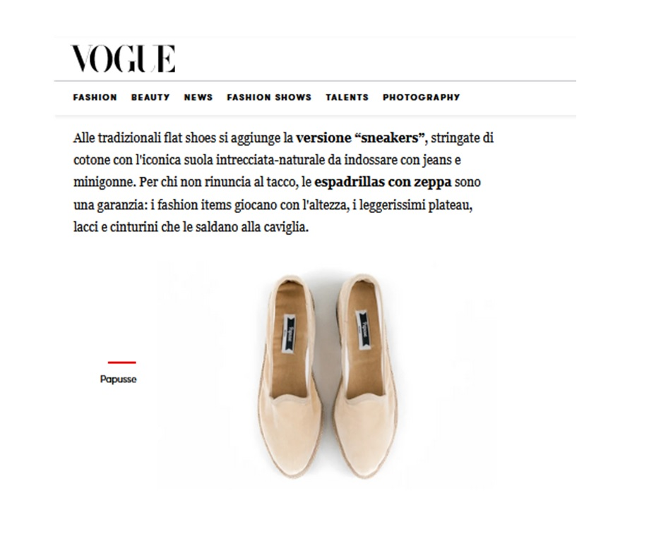 Papusse Vogue